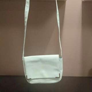 Baby Blue Small Shoulder Bag
