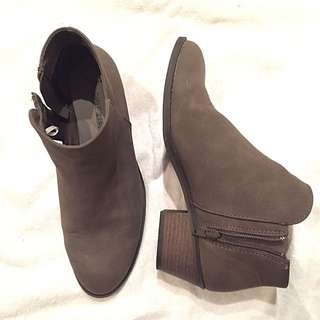 Girl Xpress Kmart Winter Ankle Boots AU 8