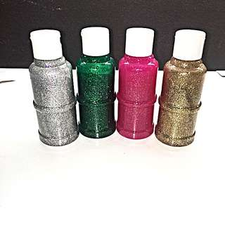Glitter Glue Fun Colors
