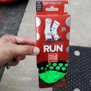 Compressport Socks Size T1 (For Ladies)