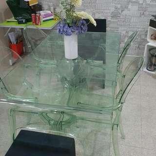 Designer Dining set Replica.  -  reserved