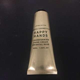 Mecca Cosmetica Limited Edition Happy Hands (Hand cream) 50mL