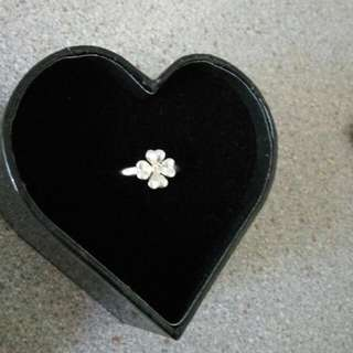 Thomas Sabo Clover Ring-56(Authentic And New)