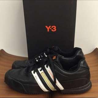 Y-3 adidas聯名真皮布鞋
