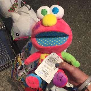 Elmo 環球15週年限定版
