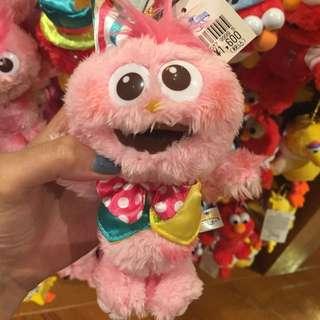 粉紅色Elmo 15週年環球影城限定版