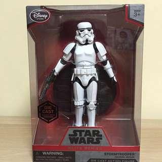 Star Wars Elite Series Stormtrooper Die cast Action Figure