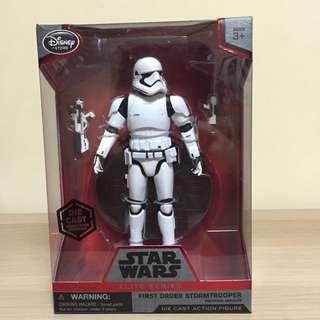 Star Wars Elite Series First Order Stormtrooper Die Cast Action Figure