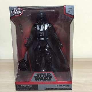 Star Wars Elite Series Darth Vader Die Cast Action Figure