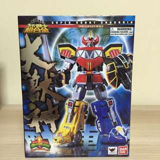 Megazord (Super Robot Chogokin Daizyujin)