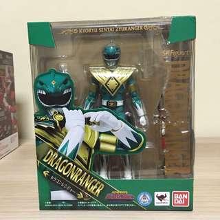 S H Figuarts Dragonranger (Green Ranger)