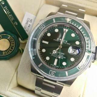 Rolex Oyster Perpetual Submariner Date 116610 LV