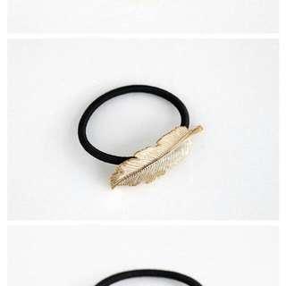 Ready Stock Leaf Hairband