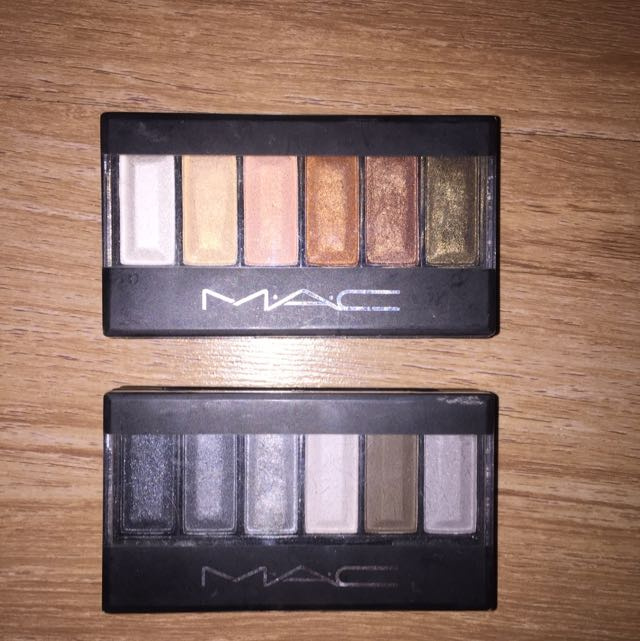 2x Eyeshadow Duo's