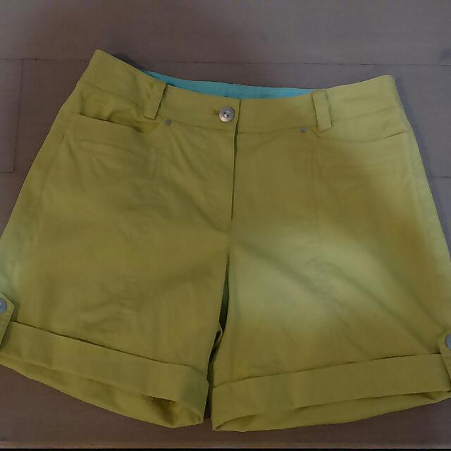 (已售出)5個銅貨中低腰短褲