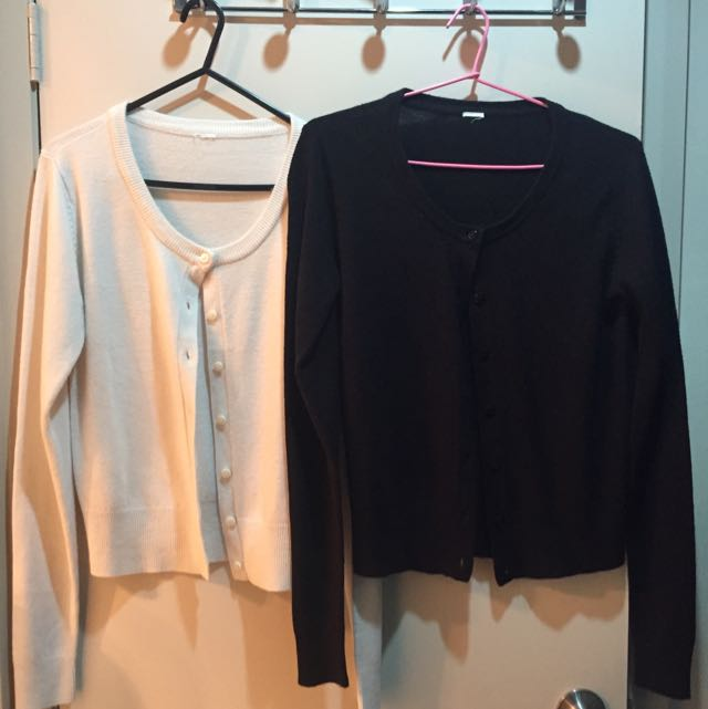 Black & White Cardigan Bundle