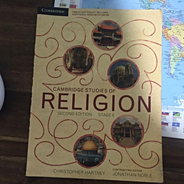 Cambridge Studies Of Religion Textbook