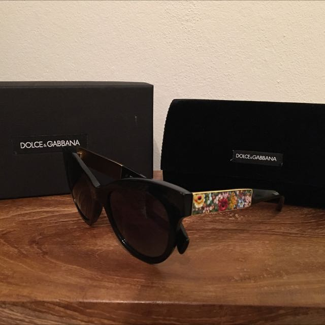 Dolce & Gabbana Limited Edition Mosaico Sunglasses