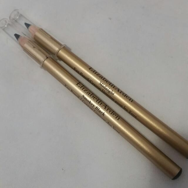 *PAYMENT PENDING* Elizabeth Arden Eyeliners - Midnight And Smoky Black