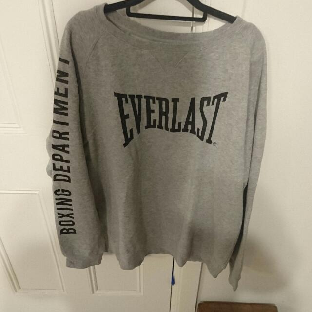 Everlast Jumper *On Hold*
