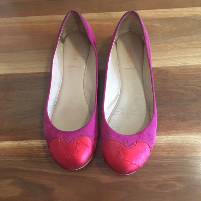 Fendi shoes Size 38.5