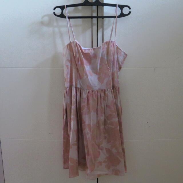 H&M Pink Summerdress