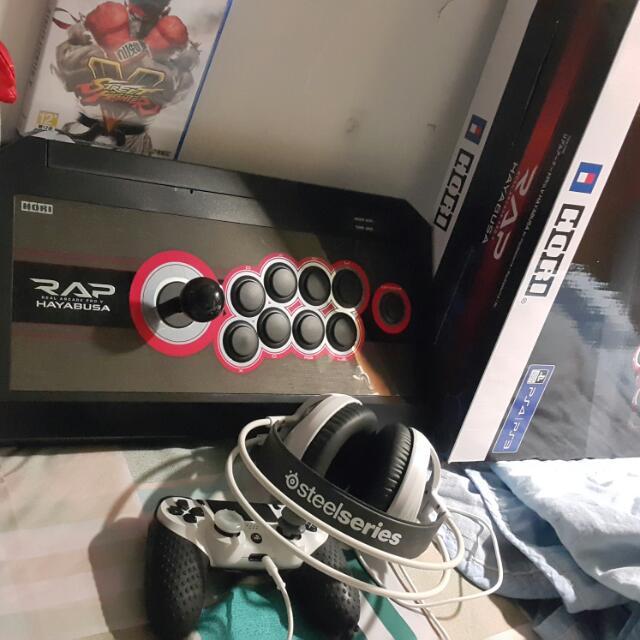 Hori HAYABUSA Real Arcade Pro 5  (Ps4/ps3)