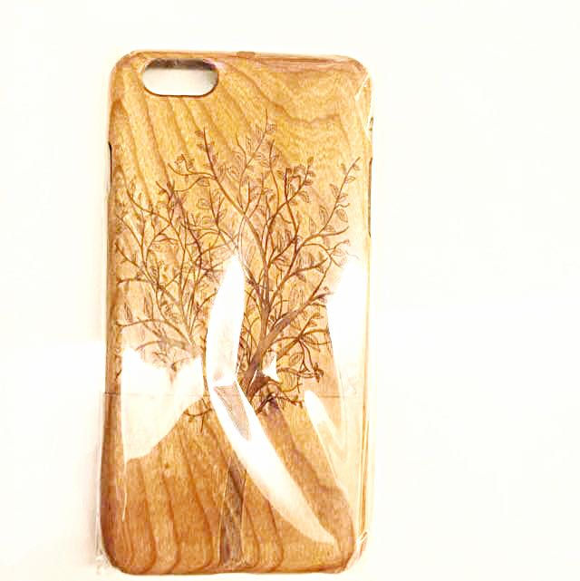 iPhone 6 Plus Wooden Case