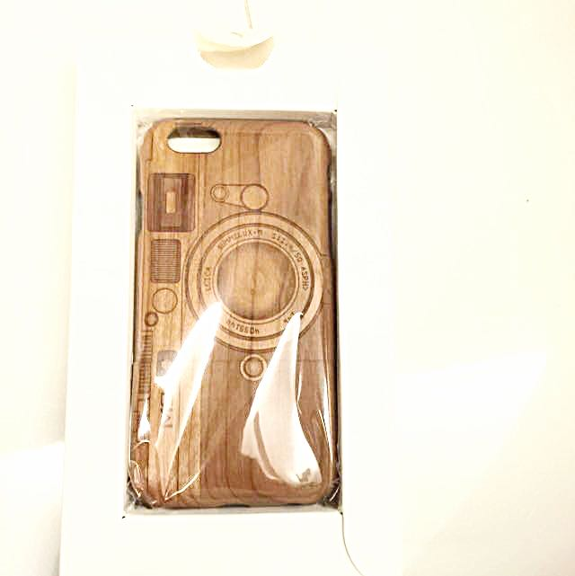 iPhone 6 Wooden Case