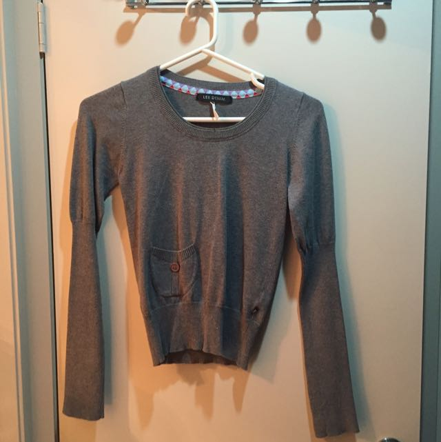Lee Denim Knit Size 6