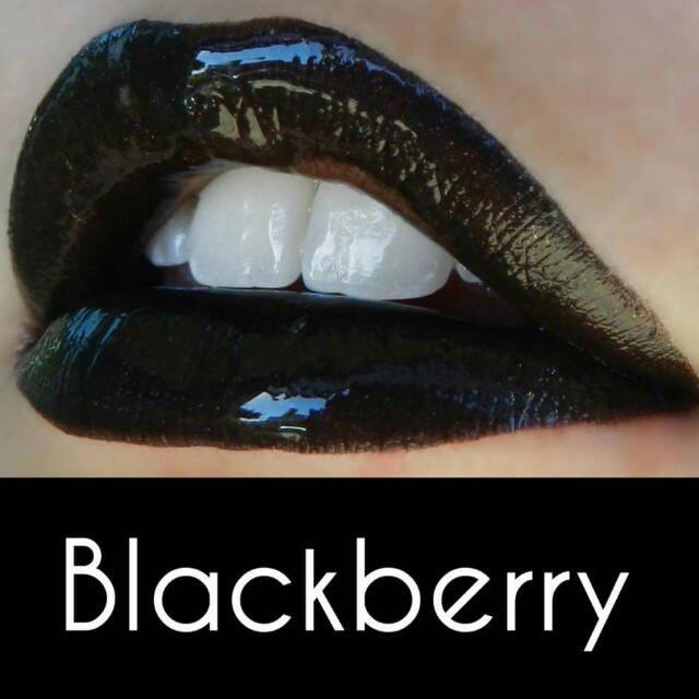 Lipsense Blackberry