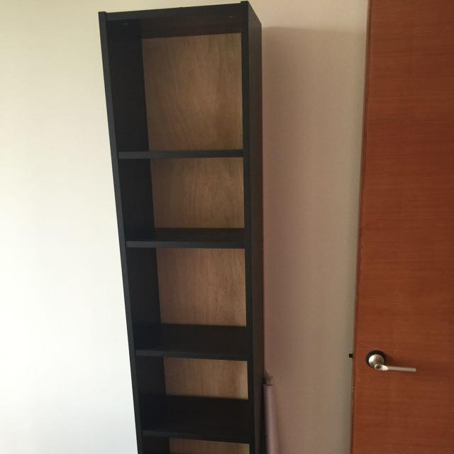Long Bookshelf