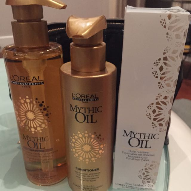 Loreal Mythic Oil Gift Pack