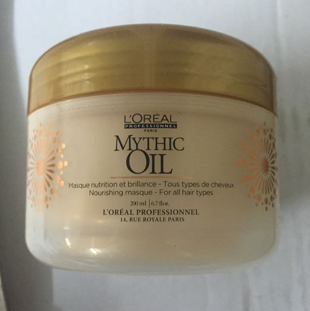 Loreal Mythic Oil Mask