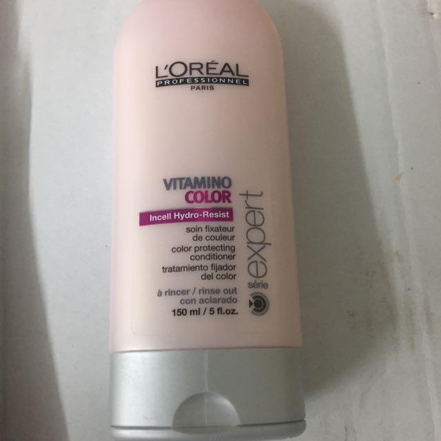 Loreal Vitamino Colour Conditioner
