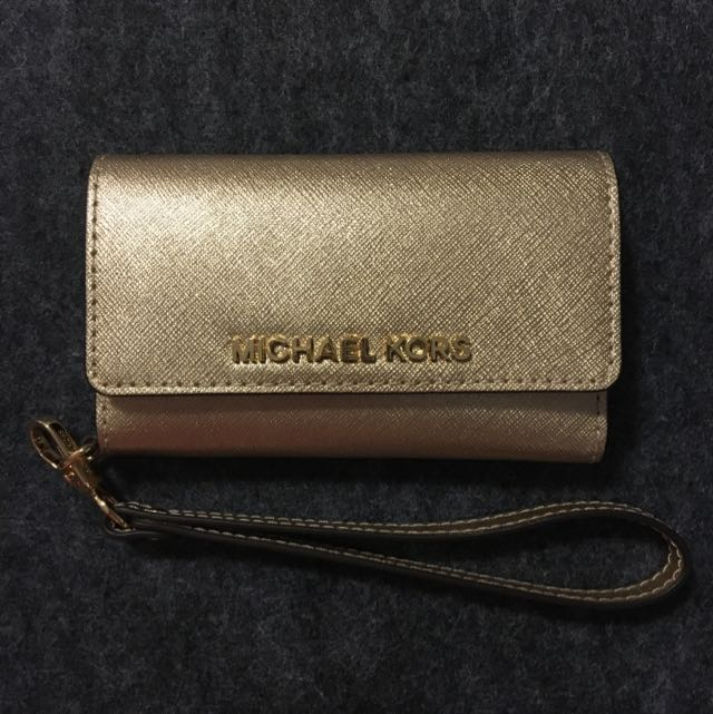 Michael Kors iPhone Wallet
