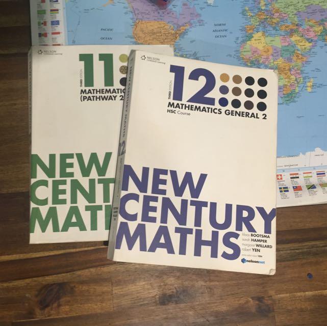 New Century Maths Prelim & HSC General Maths