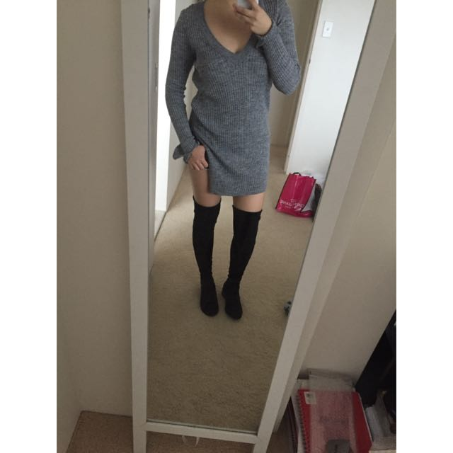 over knee boots size36