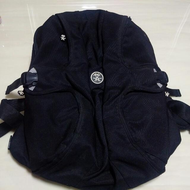 Pre Loved CRUMPLER laptop backpack