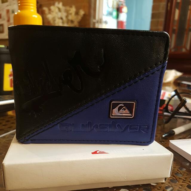 Quicksilver Wallet