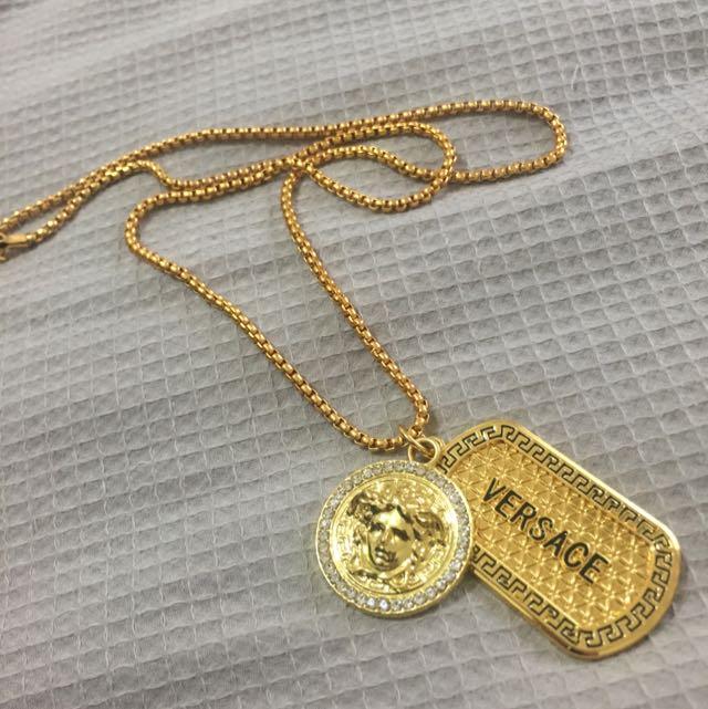 Replica Versace Chain