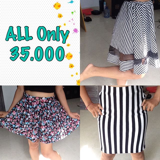 Sale Skirts All35K