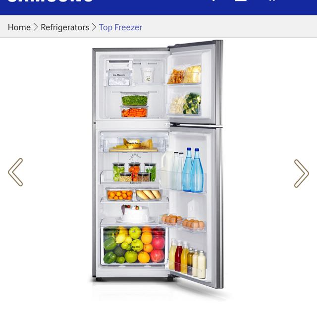 Samsung 255L Fridge