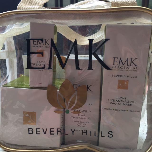 EMK PLACENTAL BAVERLY HILLS Satu Paket