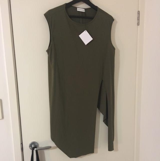 SCANLAN THEODORE  Tie Front T-Shirt