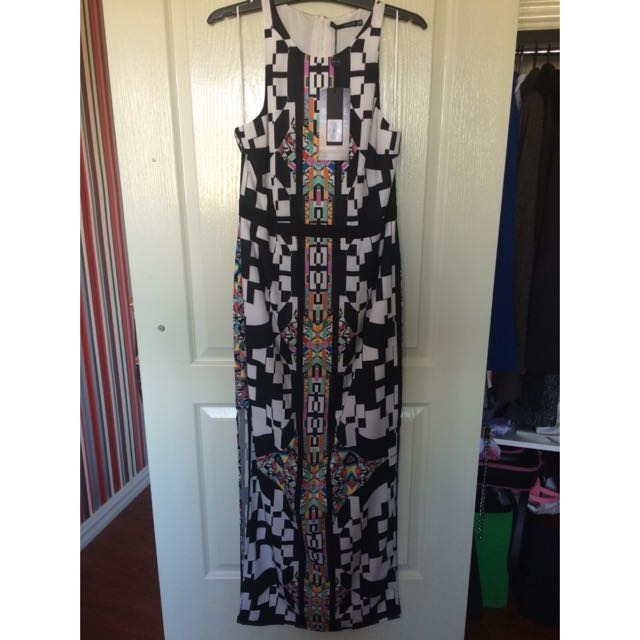 Seduce Size 12 Maxi Dress