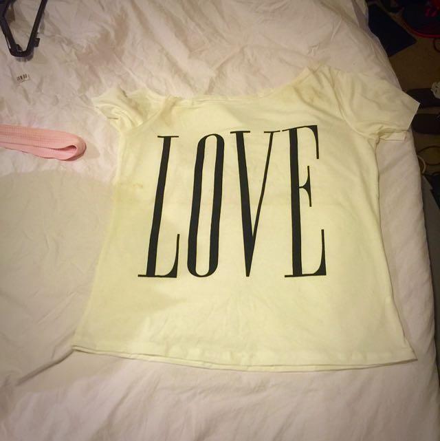 Size M T-shirt