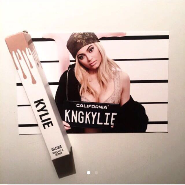 So Cute - Kylie Jenner Lipglos
