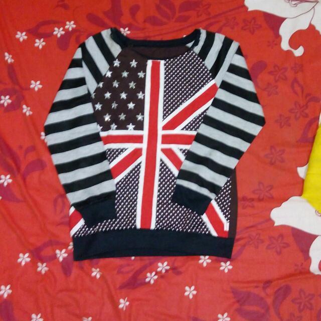 Sweter England