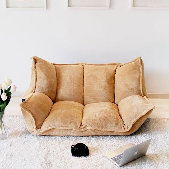 Tatami Floor Mattress Bed Cushion Foldable Portable Sofa Japanese